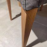 Holzbeine aus Eiche