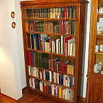 Bücherregal Kirschbaum