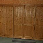 Begehbahrer Schlafzimmerschrank mit 6 Türen