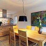 Küche Asteiche