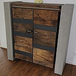 Highboard Altholz