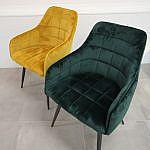 Stühle bunt