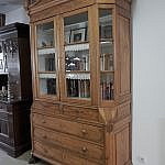 Kabinettschrank Eiche