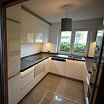 Küche in U Form